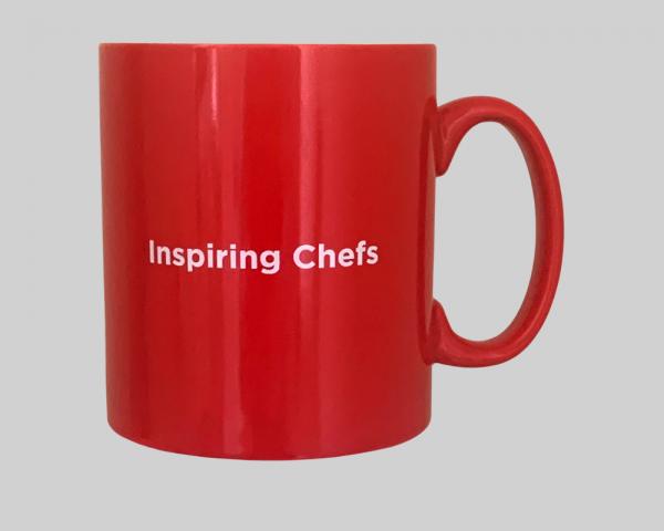 The Staff Canteen Mug - Inspiring Chefs