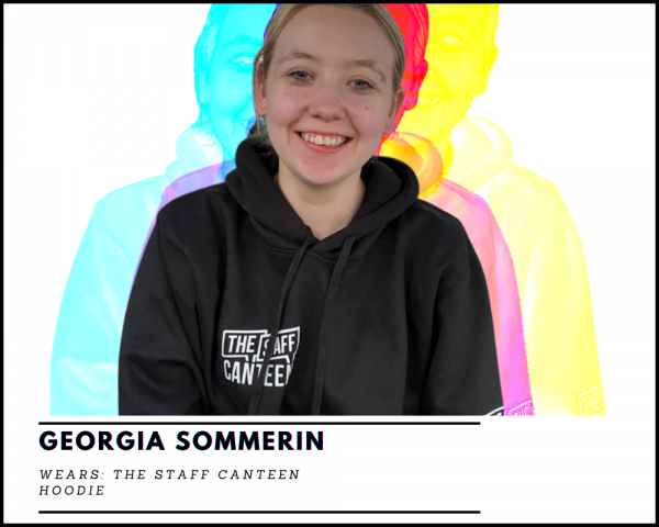Georgia Sommerin The Staff Canteen Hoodie