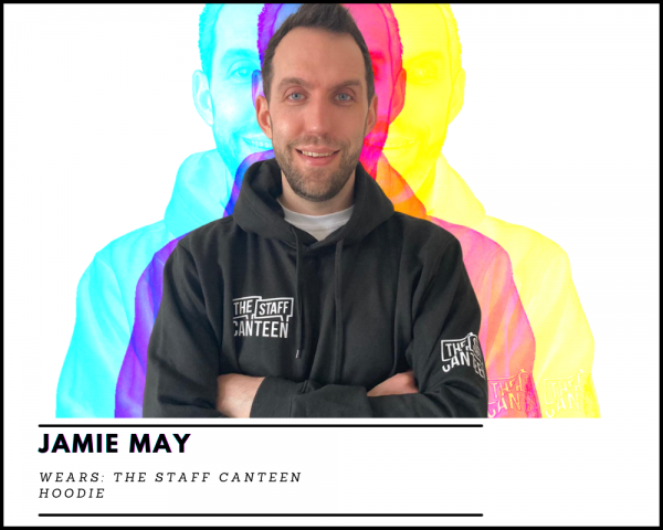 Jamie May The Staff Canteen Hoodie