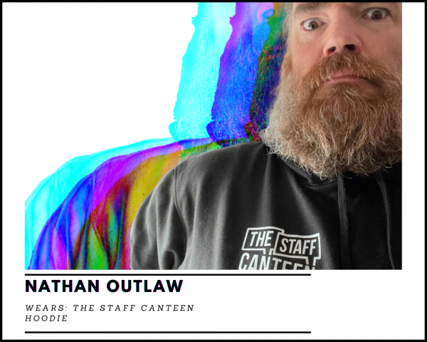 Nathan Outlaw The Staff Canteen Hoodie