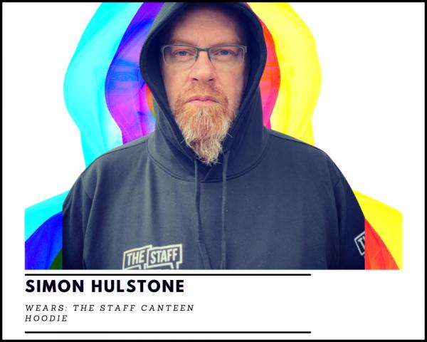 Simon Hulstone The Staff Canteen Hoodie